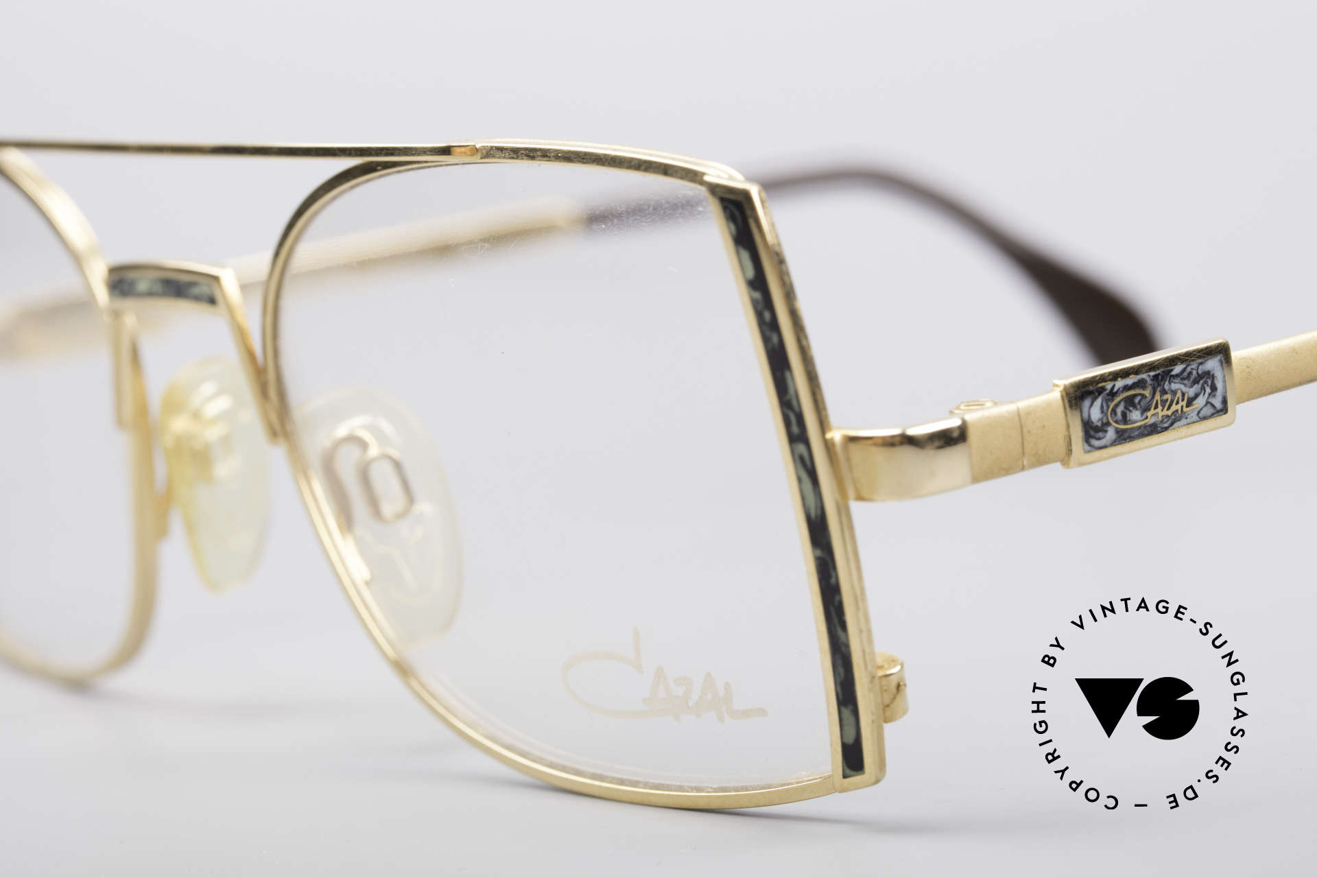 Cazal 242 Tyga Hip Hop Vintage Frame, never worn (like all our rare old HipHop-Cazals), Made for Men and Women