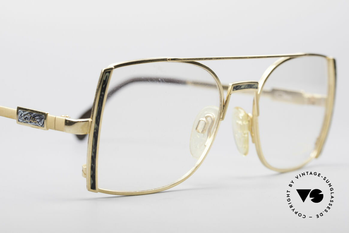 Cazal 242 Tyga Hip Hop Vintage Frame, NO retro frame, but an app. 25 years old original!, Made for Men and Women