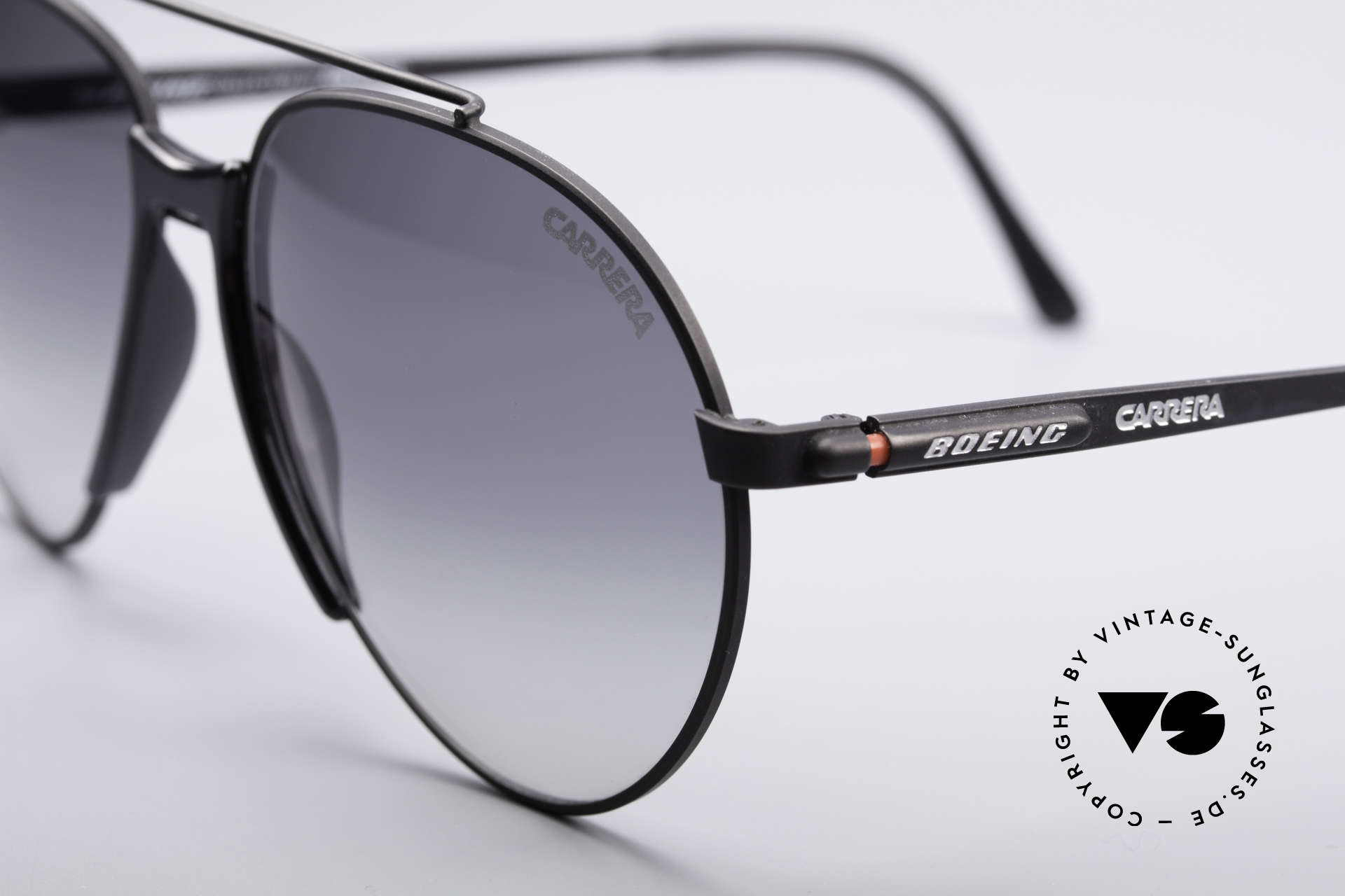Boeing 5734 Old Glasses 80's Pilots Shades, high-end quality and simply precious (collector's item), Made for Men and Women