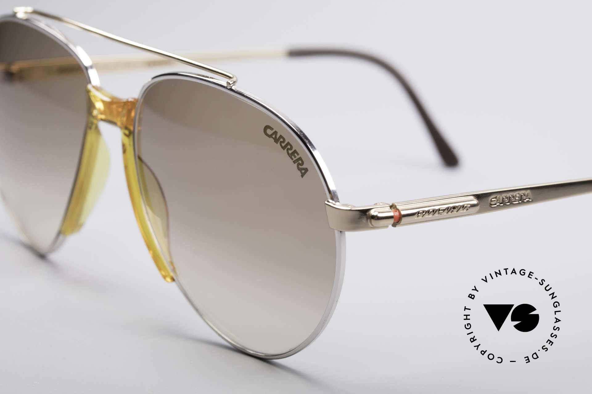 Boeing 5734 Rare 80's Flight Tech Eyewear, high-end quality & simply precious (gold plated frame), Made for Men and Women