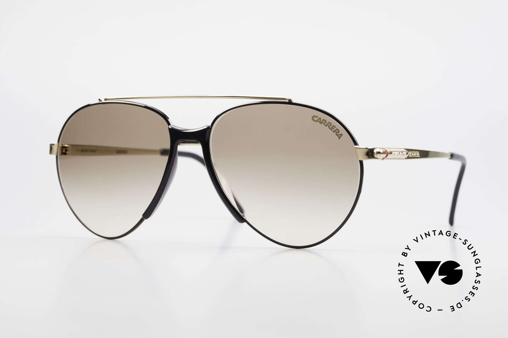 Boeing 5734 Old Glasses 80s Aviator Shades, craftsmanship & design made to Boeing's specifications, Made for Men and Women