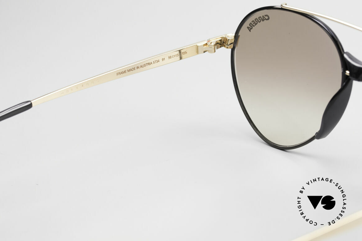 Boeing 5734 Old Glasses 80s Aviator Shades, new old stock (like all our 1980´s designer sunglasses), Made for Men and Women