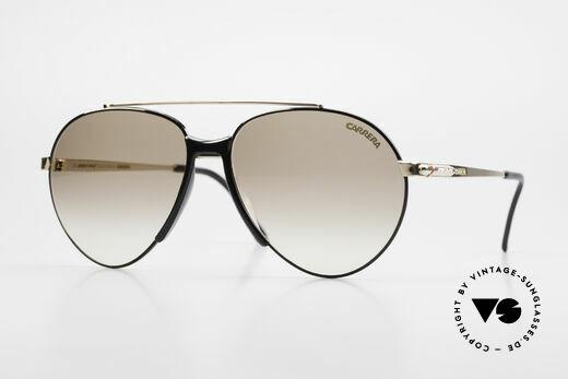 Boeing 5734 Rare 80's Sunglasses Aviator Details