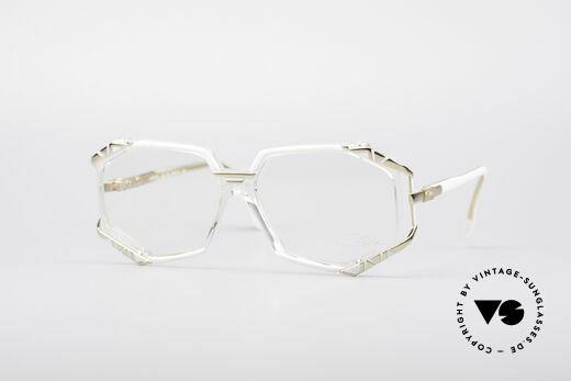 Cazal 355 Spectacular Vintage Glasses Details