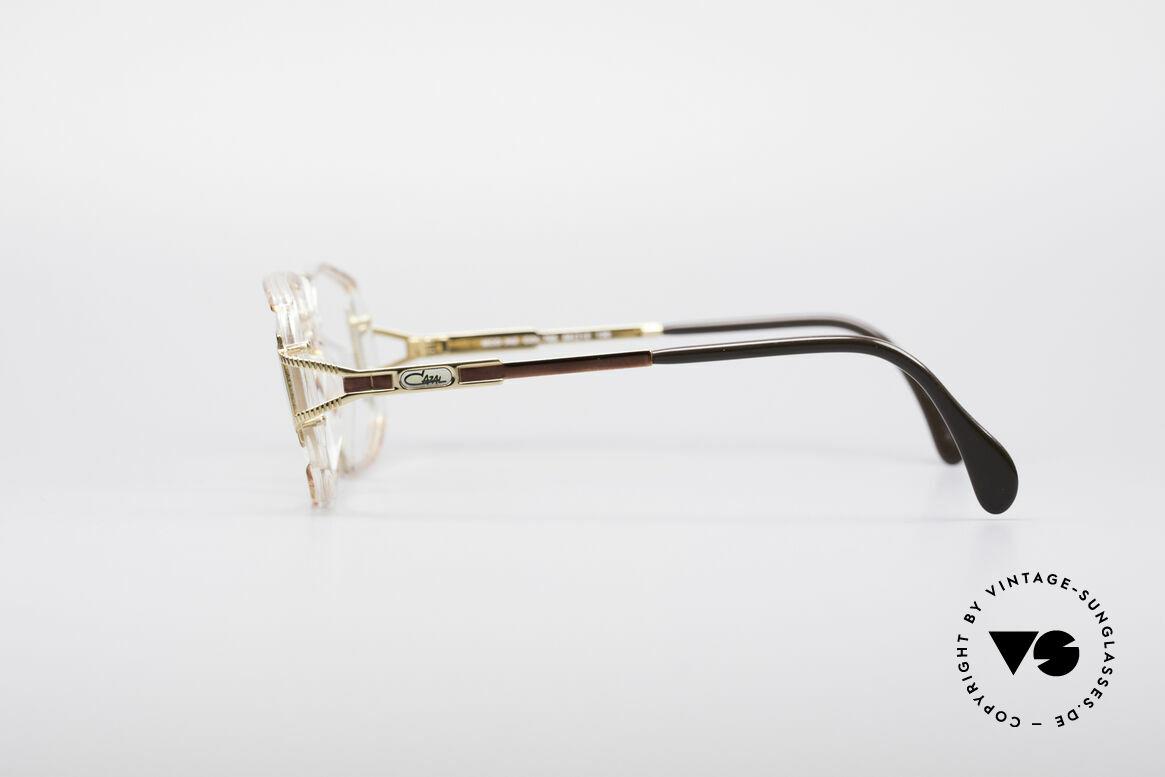 Cazal 362 No Retro 90's Vintage Frame, CAZAL color description: copper gold / crystal / gold, Made for Women