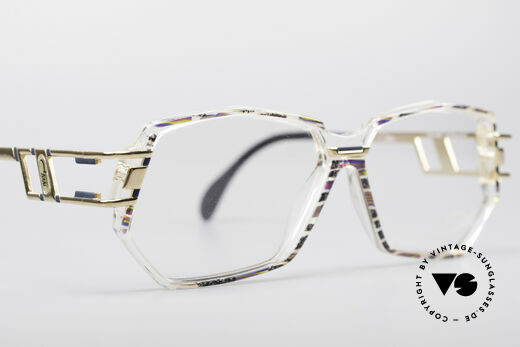 Cazal 359 90's Hip Hop Eyeglasses, NO RETRO EYEGLASSES, but an old original from 1993, Made for Women