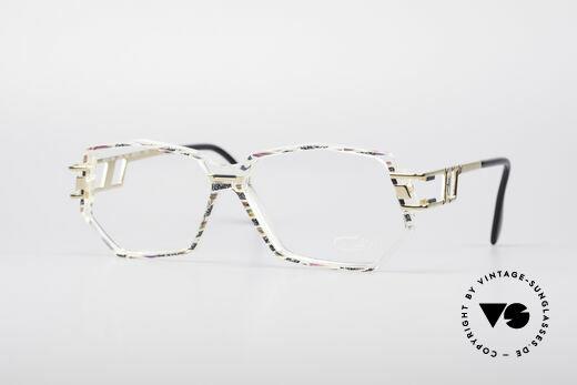 Cazal 359 90's Hip Hop Eyeglasses Details