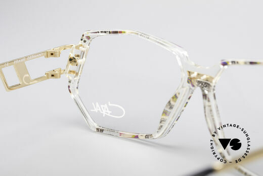 Cazal 359 90's Hip Hop Eyeglasses, Size: large, Made for Women