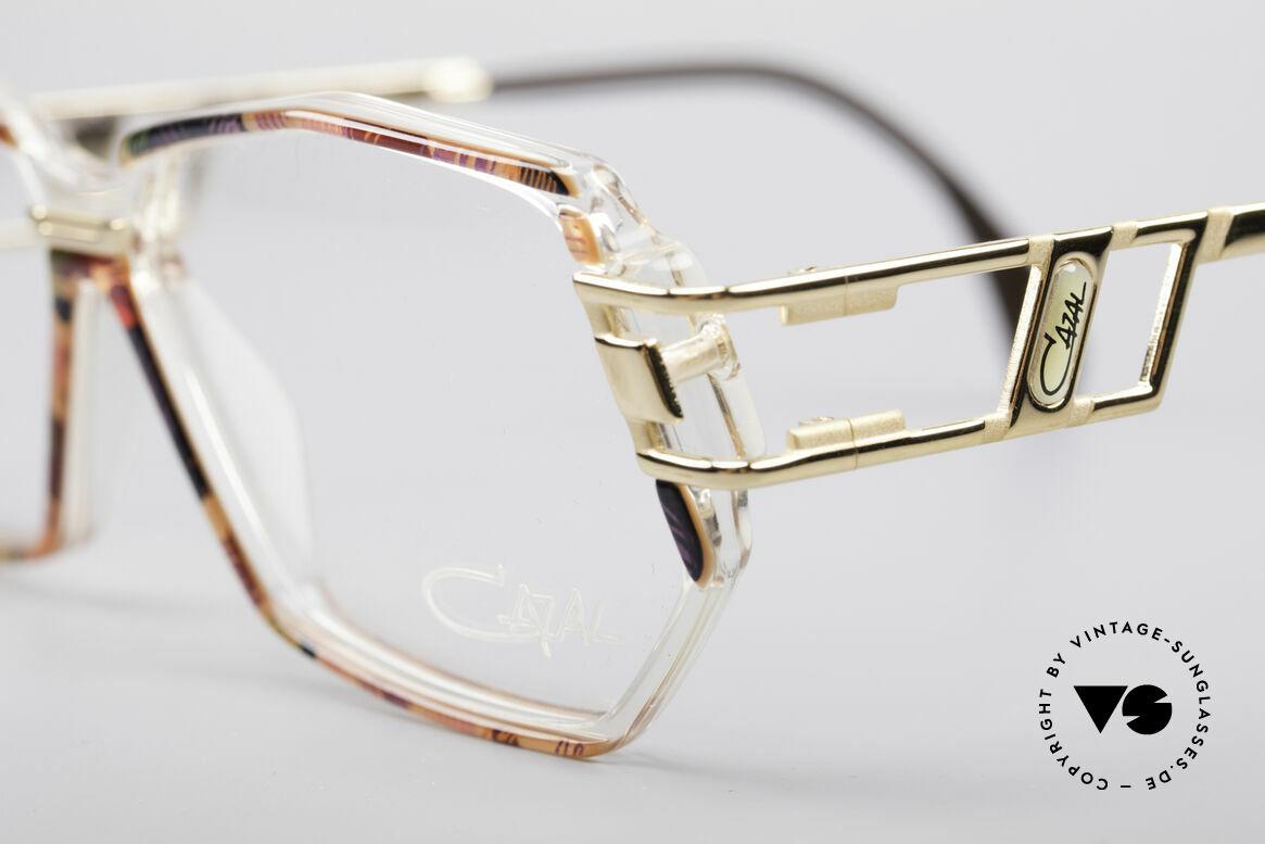 Cazal 359 90's Hip Hop Eyeglasses, a fancy eye-catcher and a popular HIP-HOP accessory, Made for Women