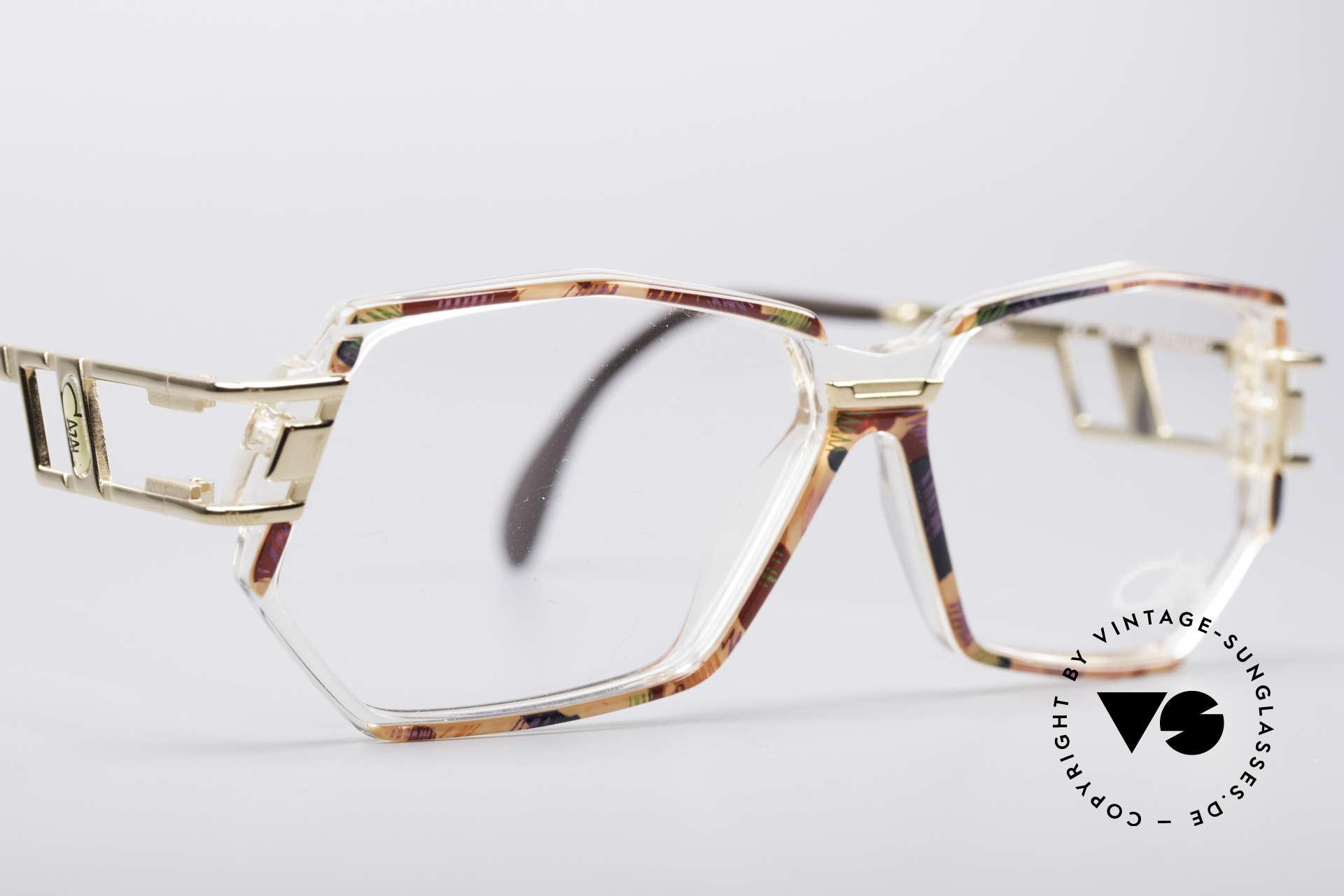 Cazal 359 90's Hip Hop Eyeglasses, NO RETRO EYEGLASSES, but an old original from 1993, Made for Women
