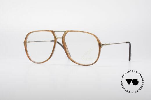 Metzler 0664 80's En Vogue Glasses Details