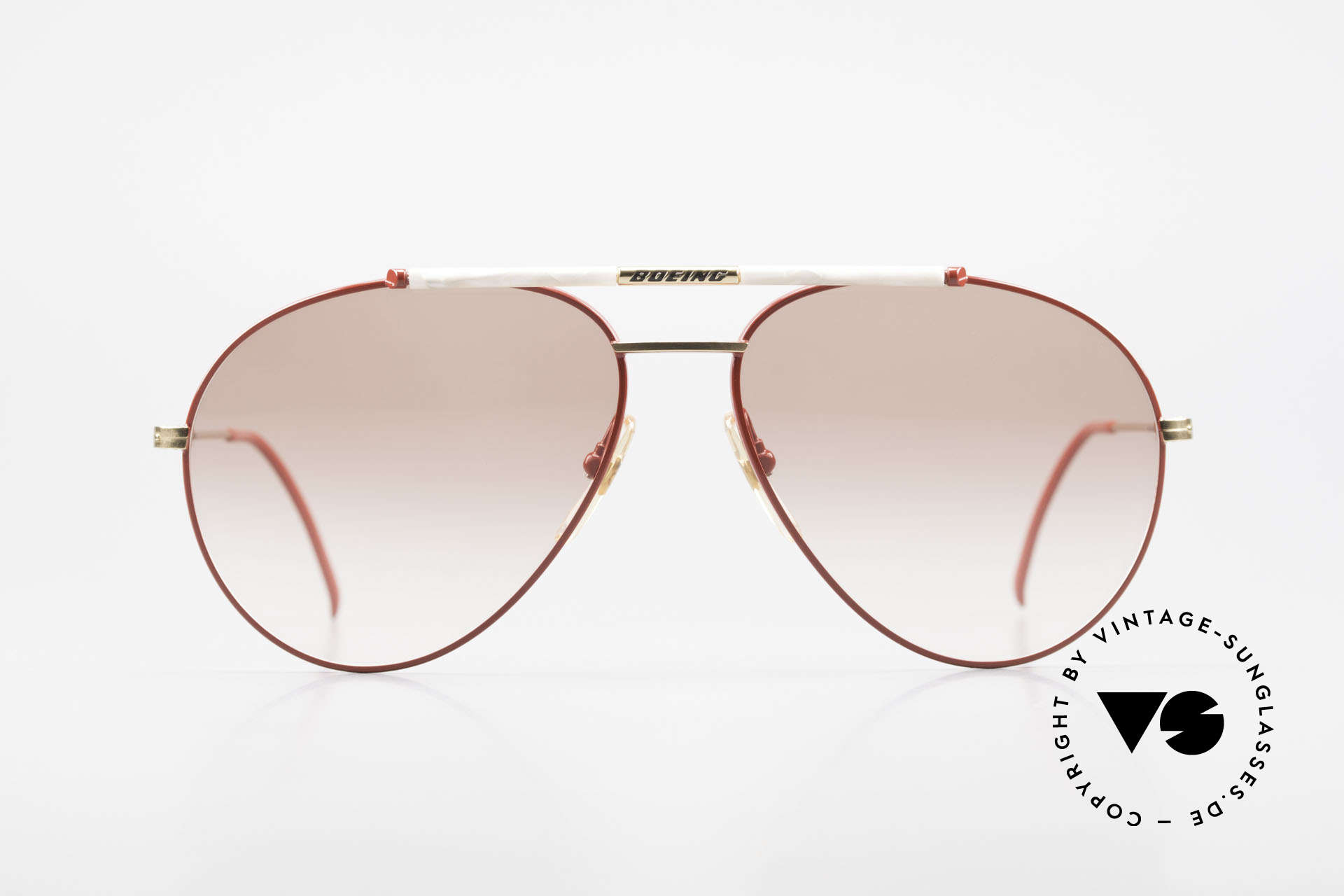 Boeing 5706 Old 1980's Aviator Sunglasses, the legendary 'The BOEING Collection by Carrera', Made for Men and Women