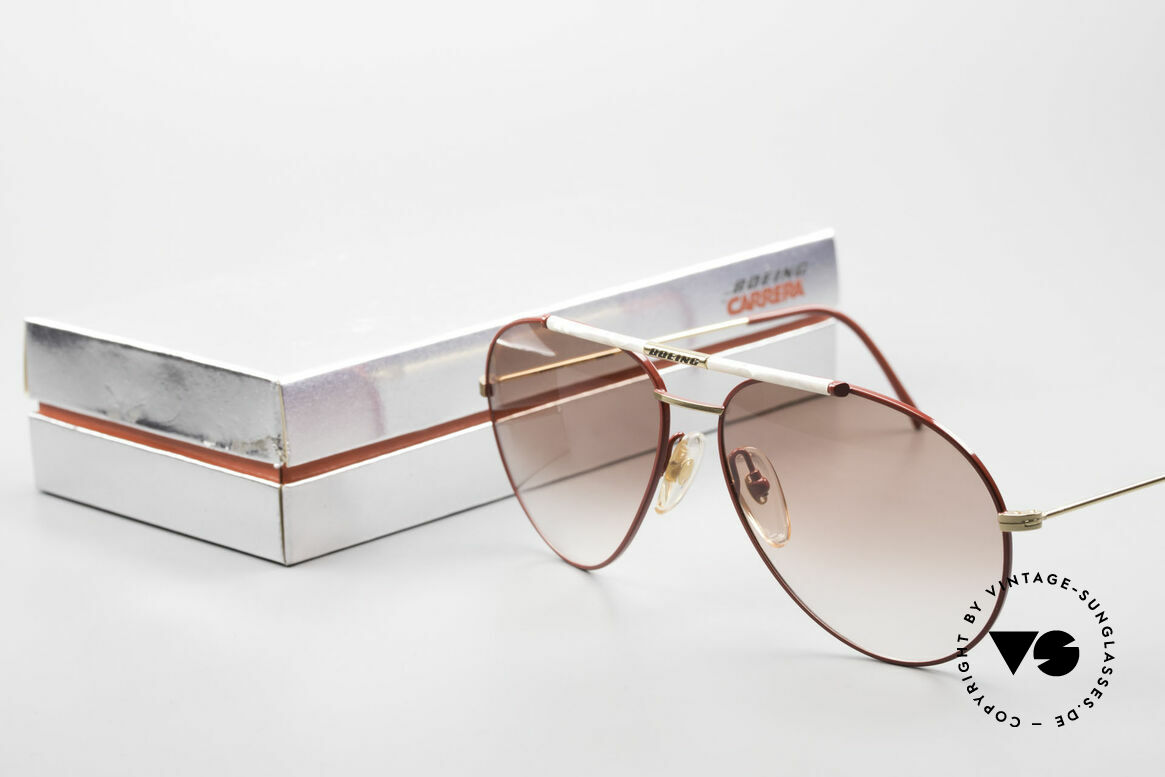 Boeing 5706 Old 1980's Aviator Sunglasses, NO retro sunglasses, but a precious old ORIGINAL, Made for Men and Women