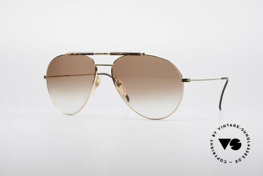 Boeing 5706 80's Pilot's Sunglasses Details