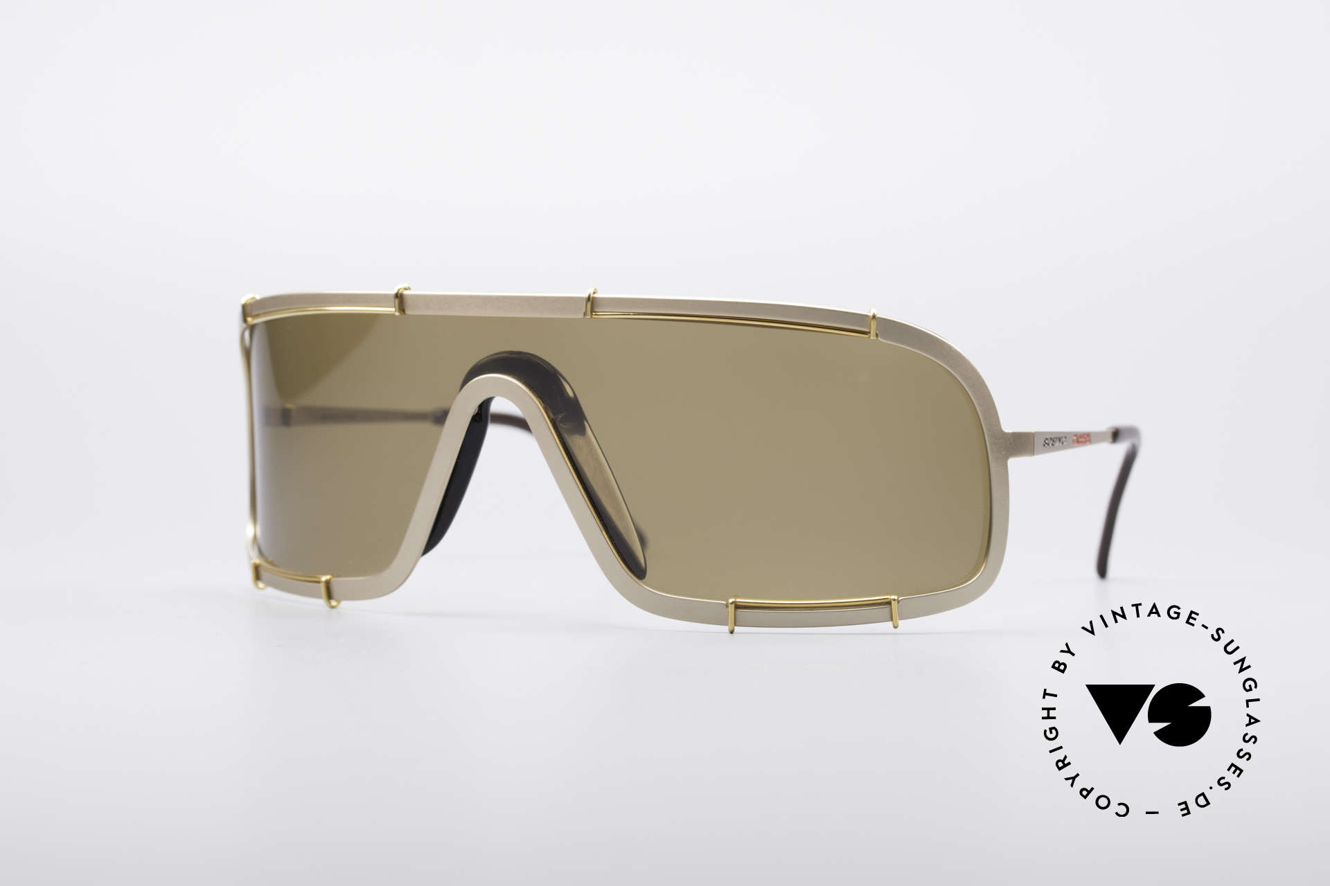 Boeing 5708 80's Luxury Pilots Shades, unbelievable rare model of the 80's BOEING Collection, Made for Men