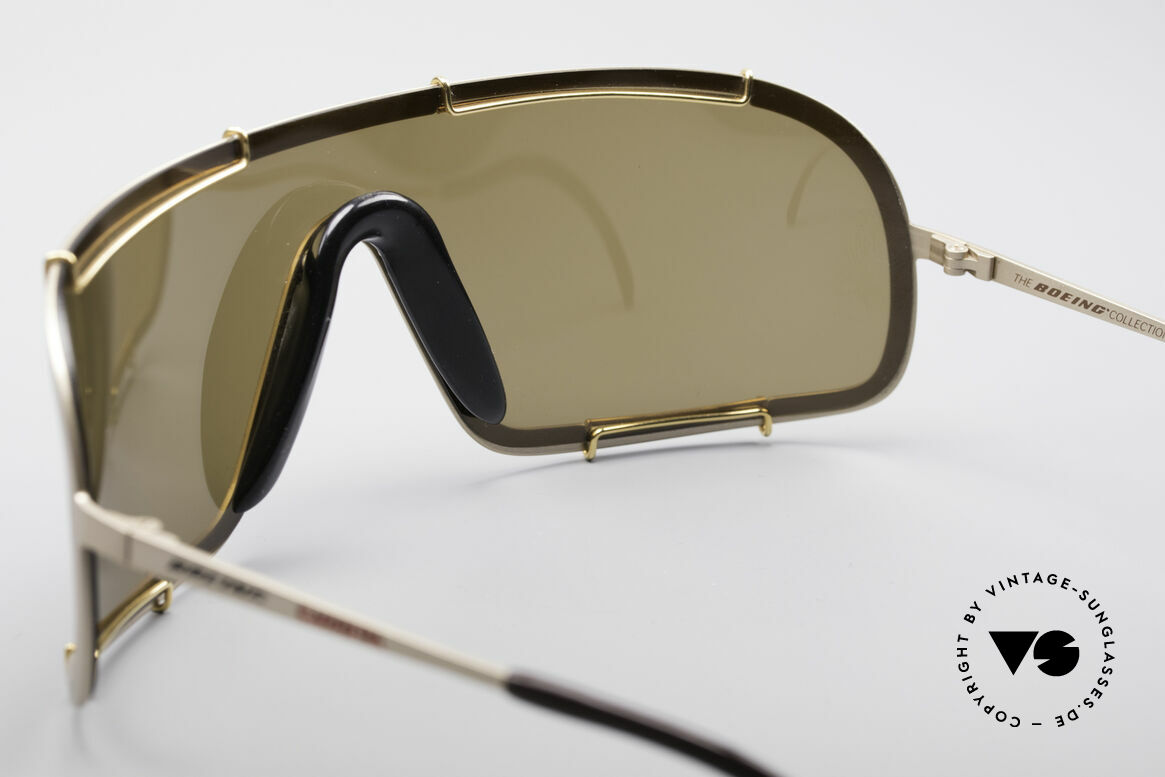 Boeing 5708 80's Luxury Pilots Shades, pure combination of luxury, sport, quality and lifestyle, Made for Men