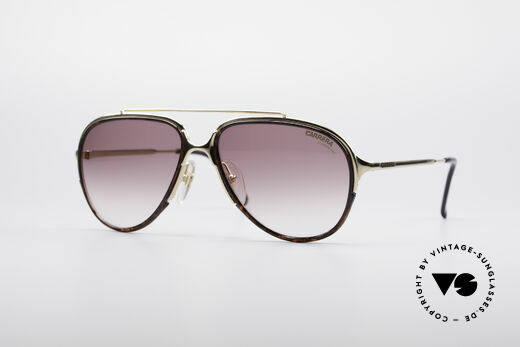 Carrera 5470 90's Aviator Sunglasses Details