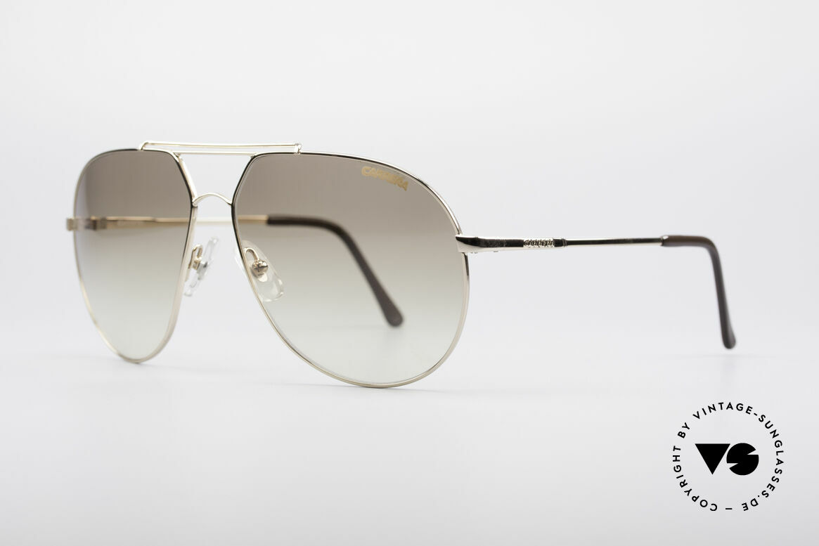 Carrera 5421 90's Aviator Sunglasses, simply a timeless classic in top-quality; true vintage!, Made for Men