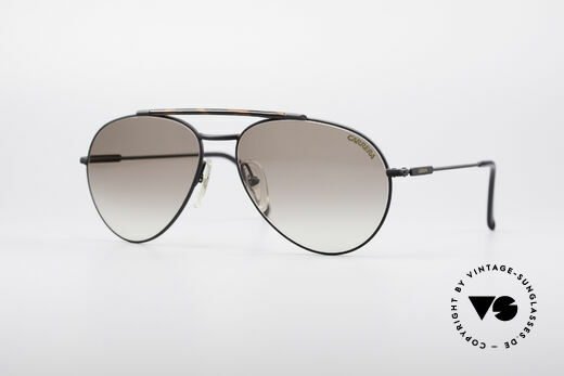 Carrera 5349 True Vintage 80's Shades Details
