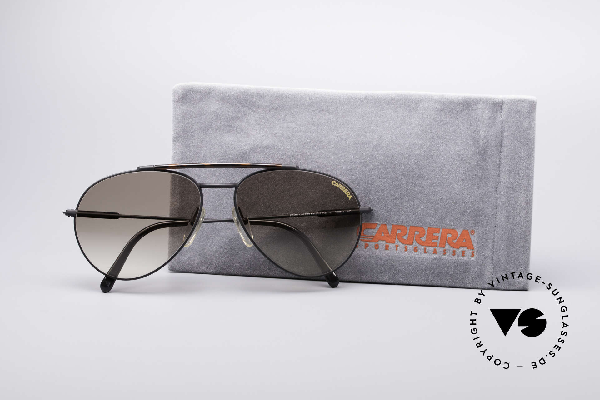Carrera 5349 True Vintage 80's Shades, never worn (like all our vintage Carrera sunglasses), Made for Men