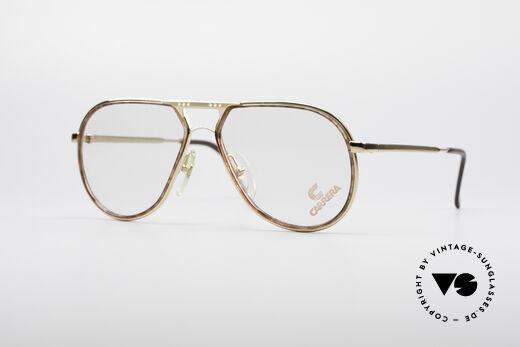 Carrera 5371 Vintage 80's Eyeglasses Details