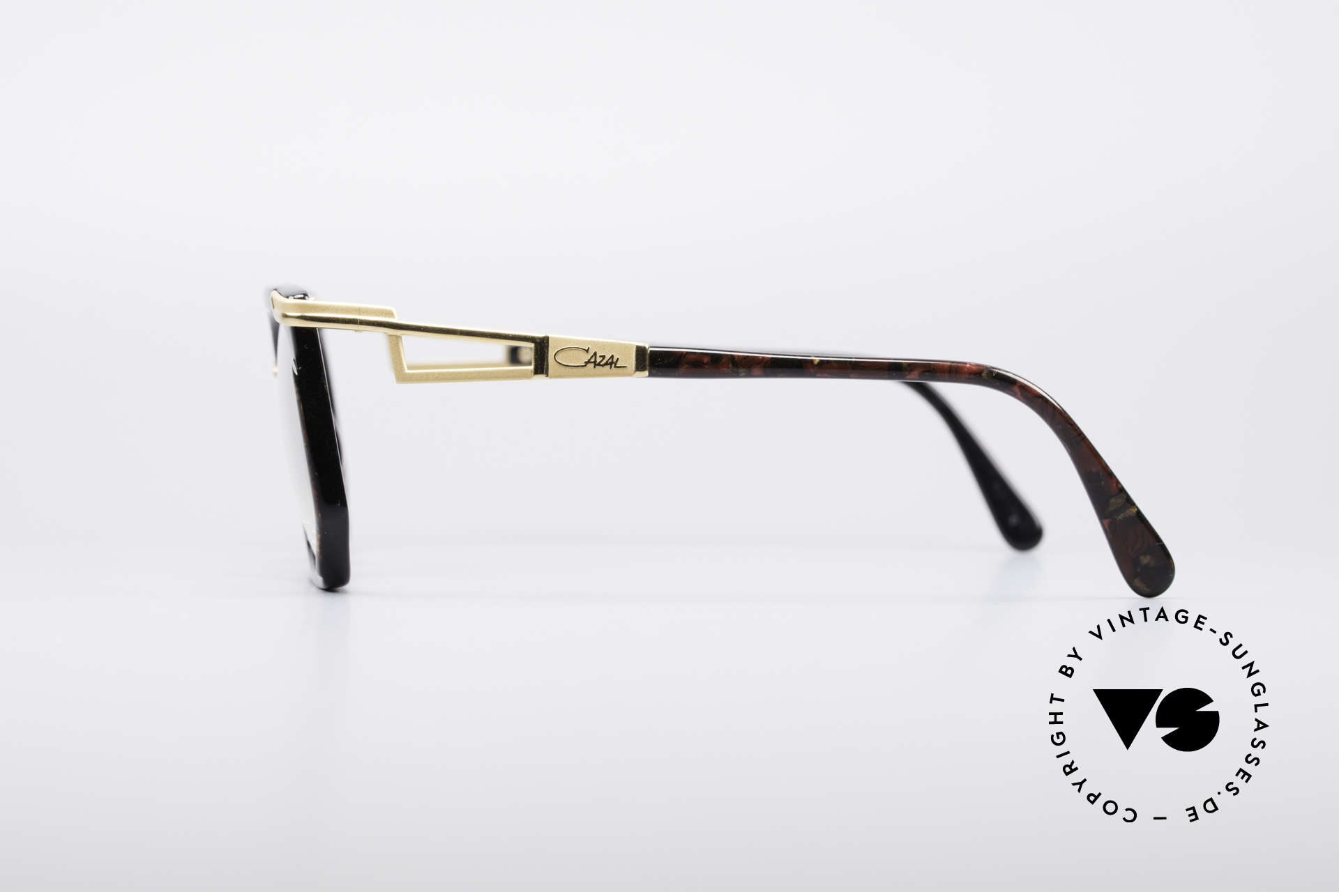 Cazal 333 True Vintage HipHop Frame, NO RETRO eyeglasses, but a 25 years old ORIGINAL!, Made for Men and Women