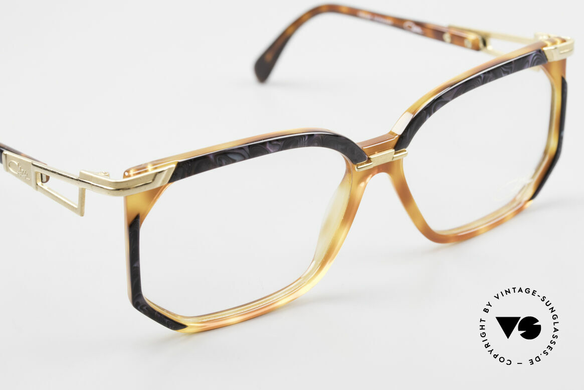 Cazal 333 True Vintage HipHop Frame 90s, NO RETRO eyeglasses, but a 25 years old ORIGINAL!, Made for Men and Women