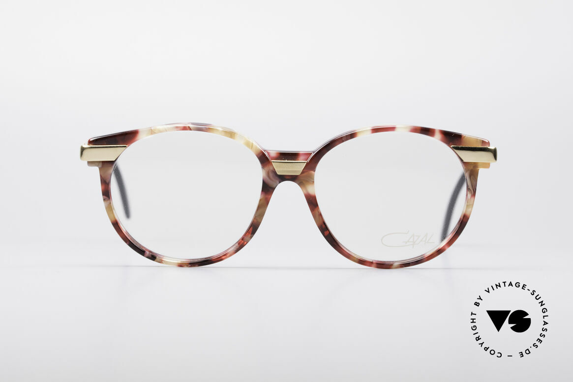Cazal 338 Round 90's Vintage Frame, timeless design and best quality; MEDIUM size 51/15, Made for Men and Women