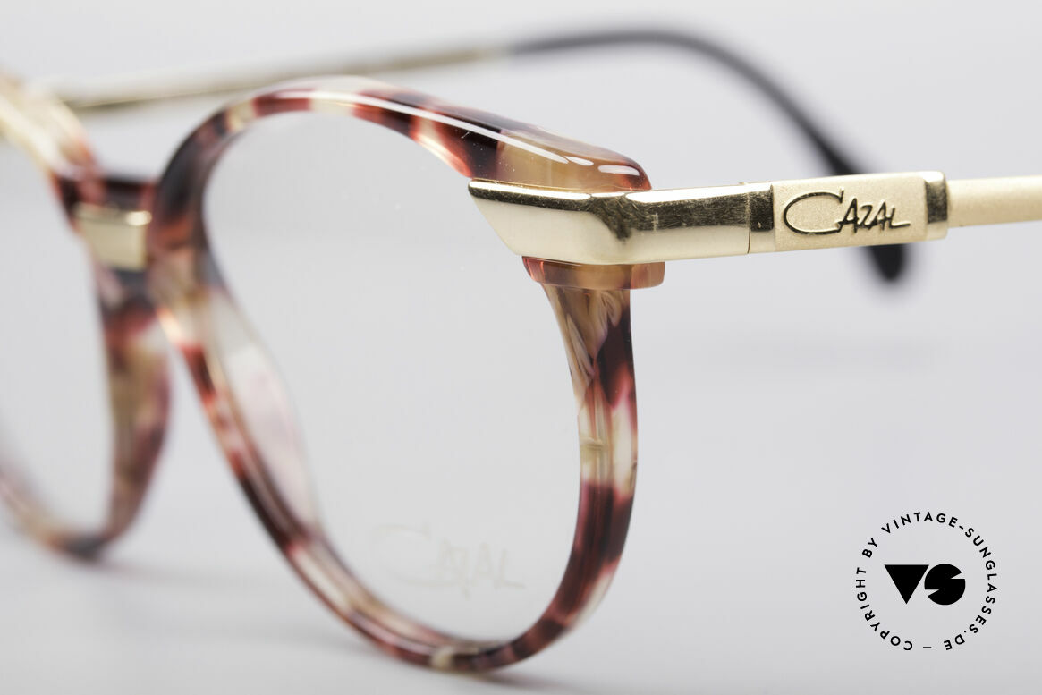 Cazal 338 Round 90's Vintage Frame, new old stock (like all our rare old CAZAL EYEWEAR), Made for Men and Women