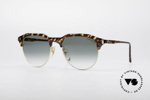 Carrera 5475 Vintage Panto Sunglasses Details