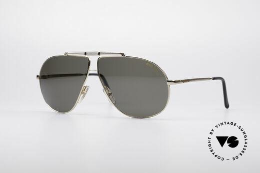 Carrera 5401 80's Aviator Sunglasses Details