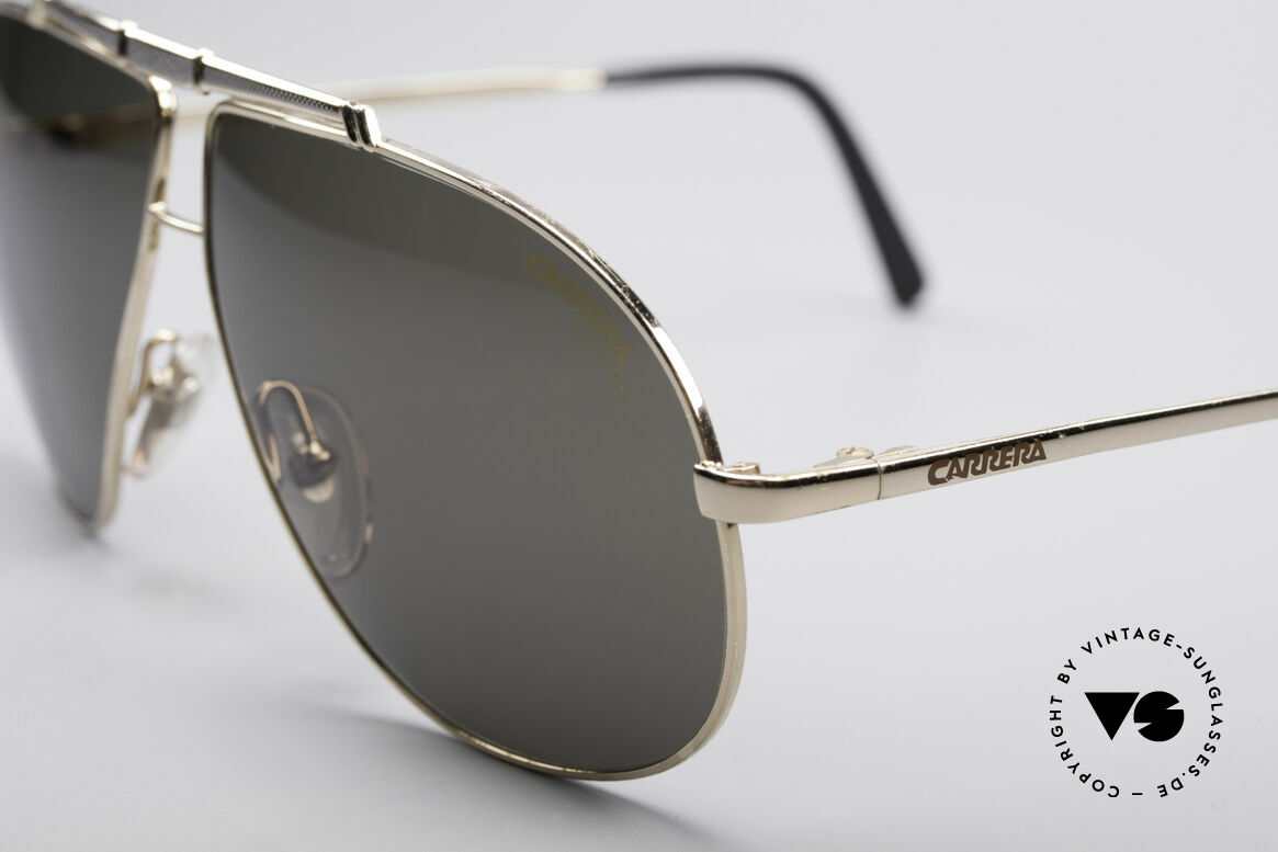 Carrera 5401 80's Aviator Sunglasses