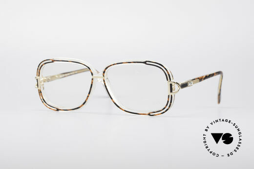 Cazal 320 80's West Germany Frame Details