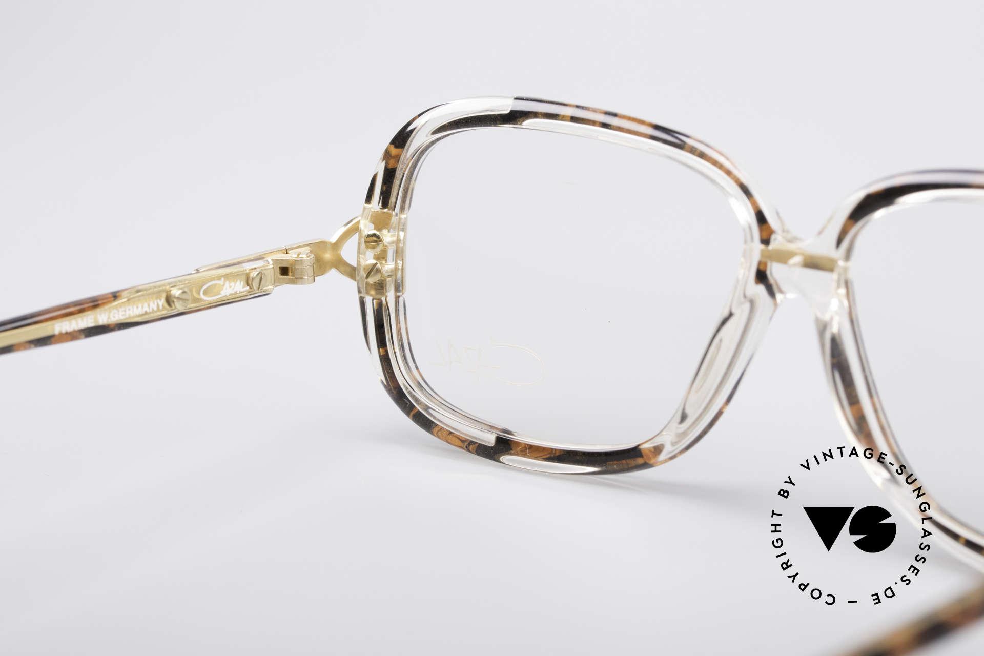 Cazal 320 80's West Germany Frame, Size: medium, Made for Women