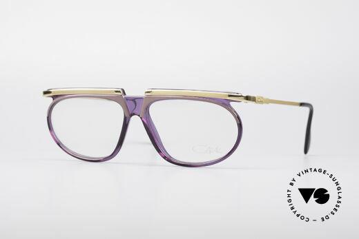 Cazal 335 90's HipHop Vintage Glasses Details