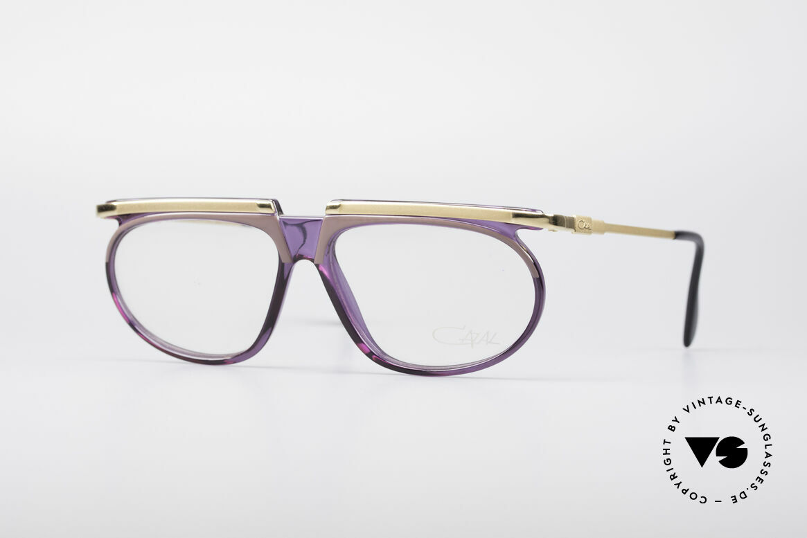 Cazal 335 90's HipHop Vintage Glasses, extraordinary Cazal frame from the early 90's, Made for Men and Women