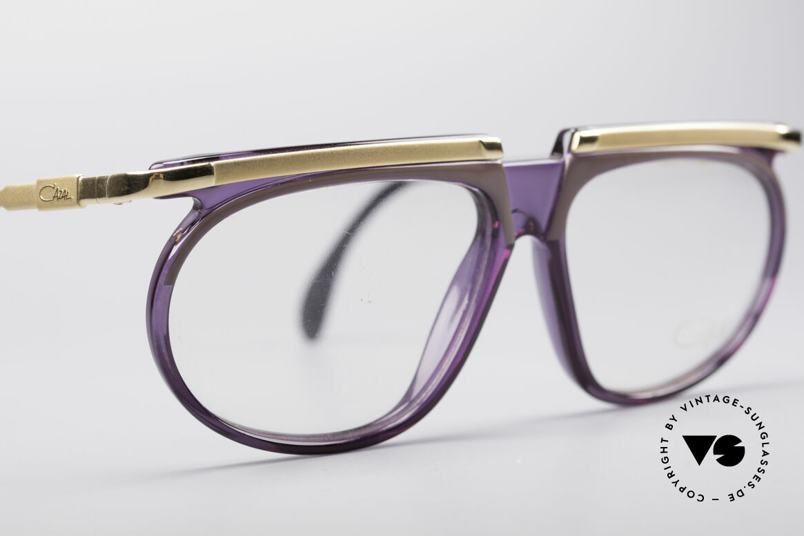 Cazal 335 90's HipHop Vintage Glasses, never used (like all our vintage Cazal eyewear), Made for Men and Women
