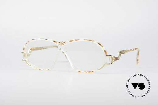 Cazal 319 80's True Vintage Glasses Details