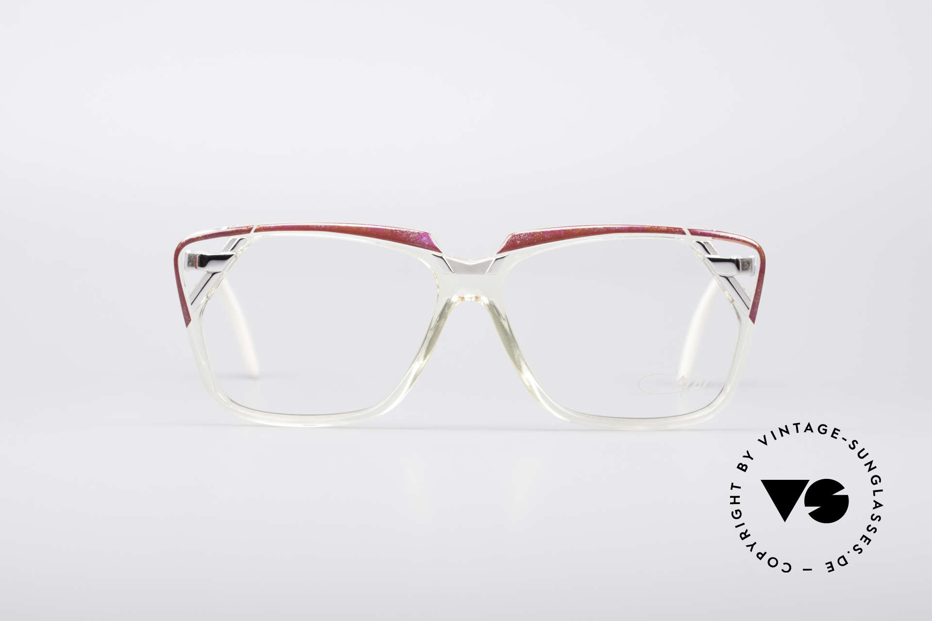 Cazal 342 90's Designer Glasses, a great creation by Cari Zalloni (Mr. CAZAL), Made for Women