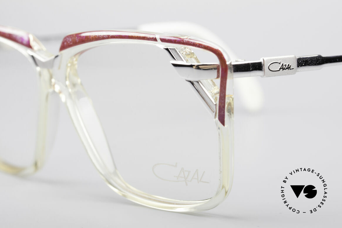 Cazal 342 90's Designer Glasses, unworn (like all our vintage CAZAL eyewear), Made for Women