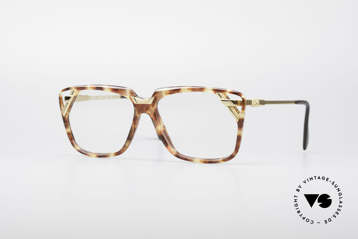 Cazal 342 90's Designer Glasses, extraordinary Cazal design of the early 90's, Made for Women