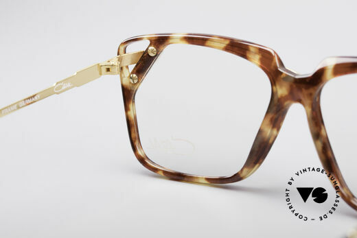 Cazal 342 90's Designer Glasses, frame can be glazed with lenses of any kind, Made for Women