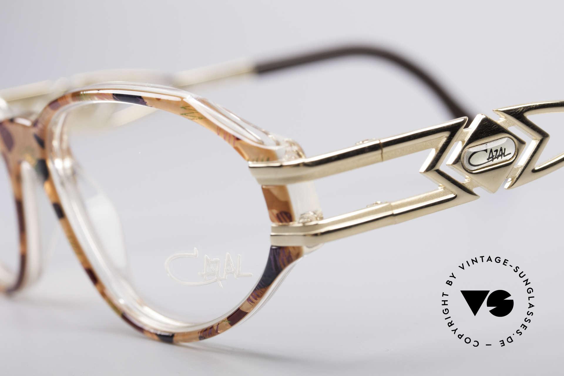 Cazal 356 90's Vintage Designer Frame, never worn (like all of our rare vintage Cazal eyewear), Made for Women