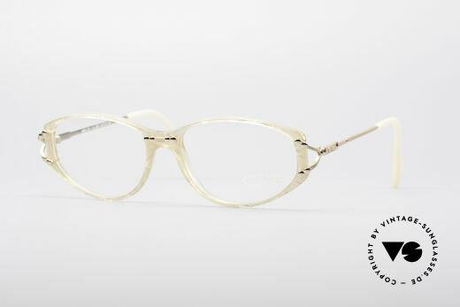 Cazal 375 Vintage Pearl Frame Details