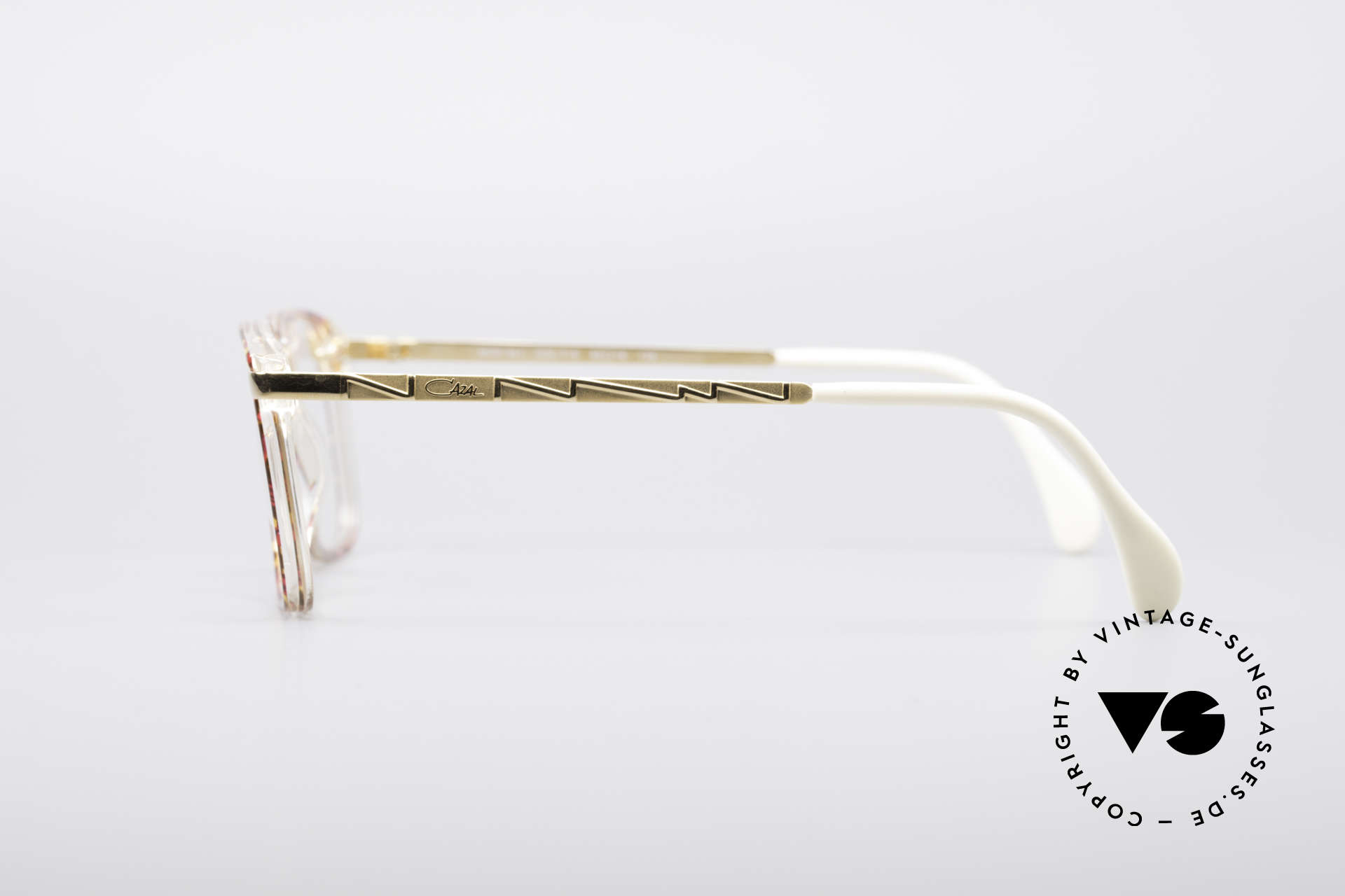 Cazal 341 Vintage No Retro Glasses 90s, NO RETRO glasses, but a 25 years old CAZAL rarity!, Made for Women