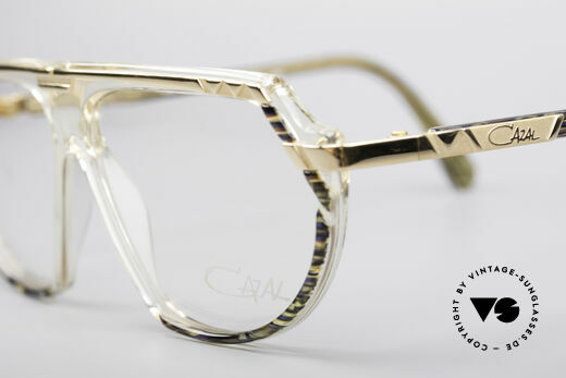 Cazal 344 Old School Crystal Glasses