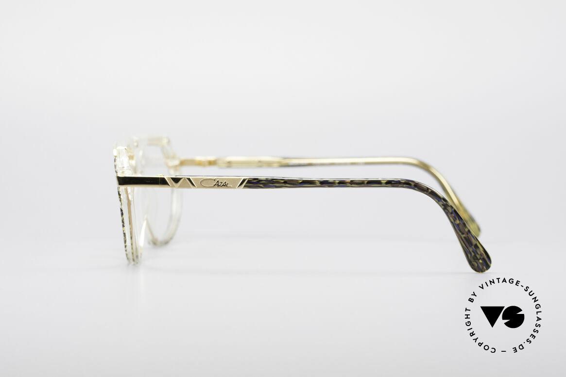 Cazal 344 Old School Crystal Glasses, never worn (like all of our vintage designer frames), Made for Women