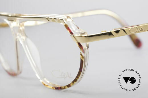 Cazal 344 Old School Crystal Glasses