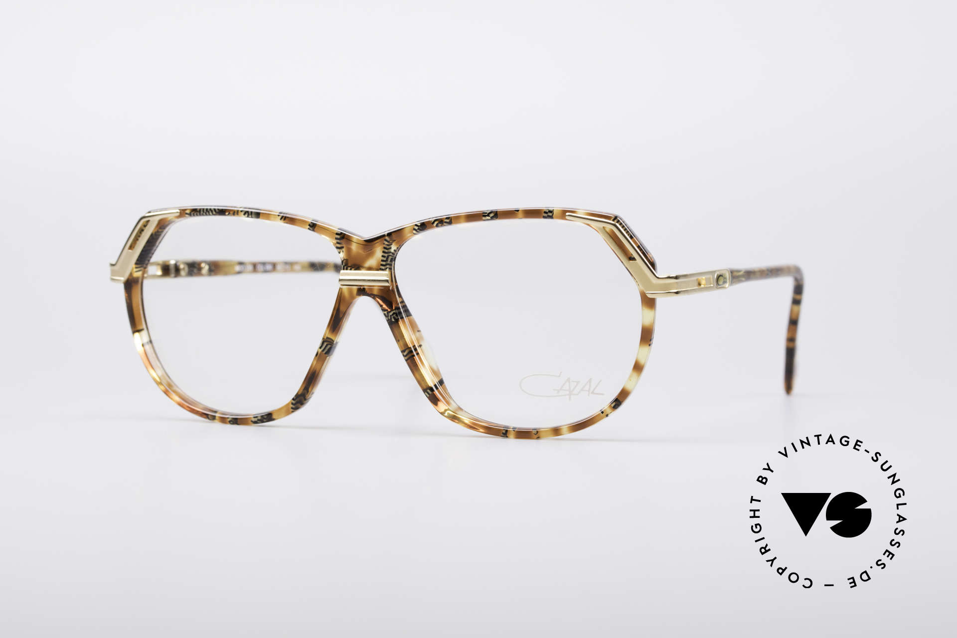 Cazal 339 No Retro 90's Vintage Specs, terrific Cazal vintage eyeglasses from 1990, Made for Women