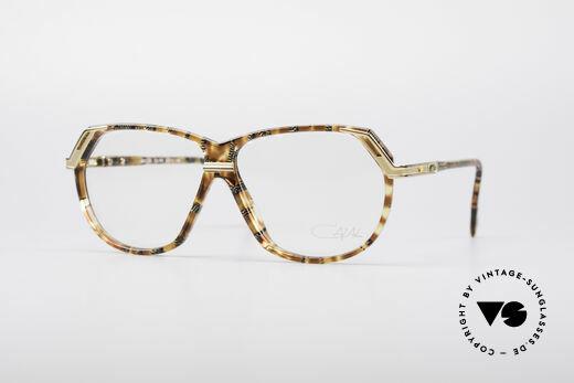 Cazal 339 No Retro 90's Vintage Specs Details